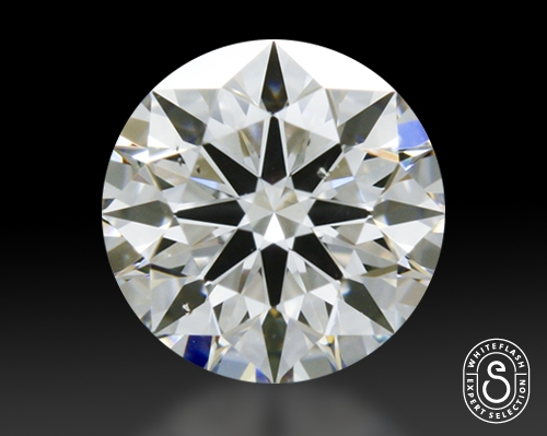 0.364 ct H SI1 Expert Selection Round Cut Loose Diamond