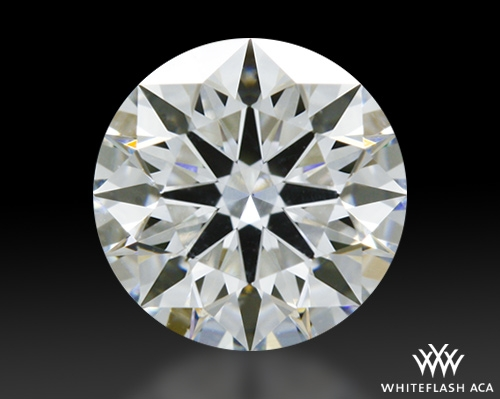 0.633 ct G VS1 A CUT ABOVE® Hearts and Arrows Super Ideal Round Cut Loose Diamond