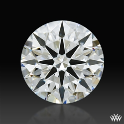 0.646 ct G VS1 A CUT ABOVE® Hearts and Arrows Super Ideal Round Cut Loose Diamond