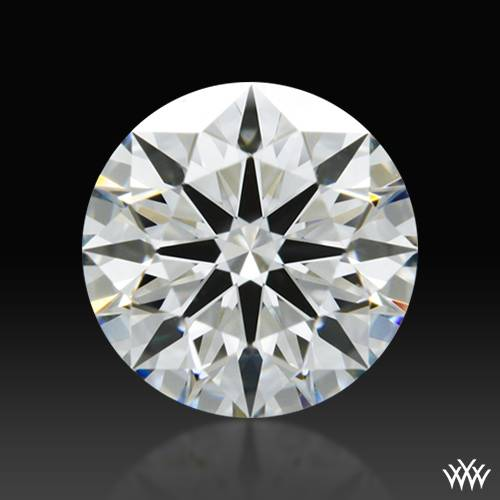 0.653 ct G VS2 A CUT ABOVE® Hearts and Arrows Super Ideal Round Cut Loose Diamond