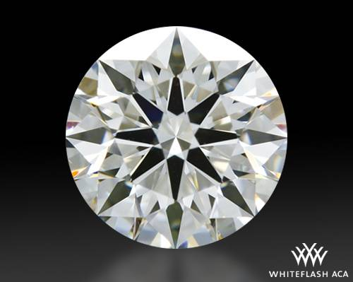 0.68 ct G VS1 A CUT ABOVE® Hearts and Arrows Super Ideal Round Cut Loose Diamond