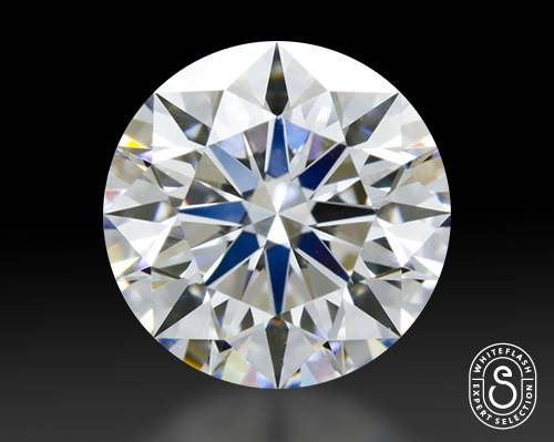 0.901 ct D VS2 Expert Selection Round Cut Loose Diamond
