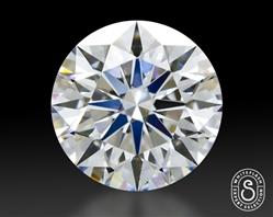 0.901 ct D VS2 Expert Selection Round Cut Loose Diamond