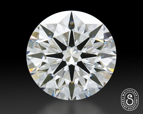 0.933 ct F VS1 Expert Selection Round Cut Loose Diamond