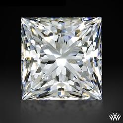 0.50 ct D VVS1 A CUT ABOVE® Princess Super Ideal Cut Diamond