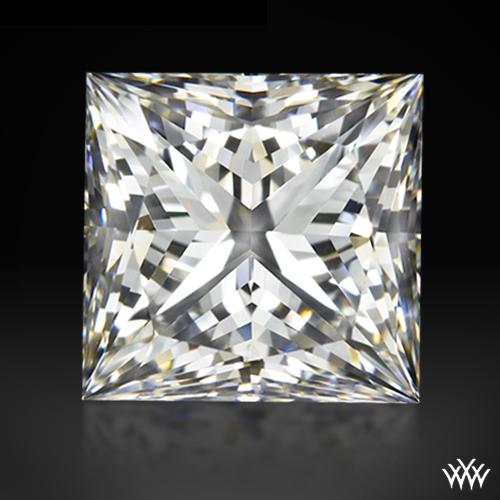 1.023 ct G VS1 A CUT ABOVE® Princess Super Ideal Cut Diamond
