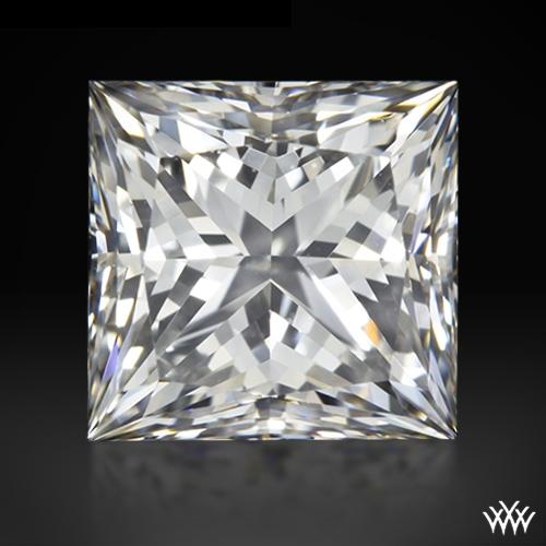 1.012 ct G VS2 A CUT ABOVE® Princess Super Ideal Cut Diamond
