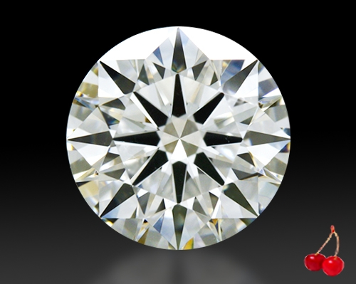 0.903 ct H VS2 Expert Selection Round Cut Loose Diamond