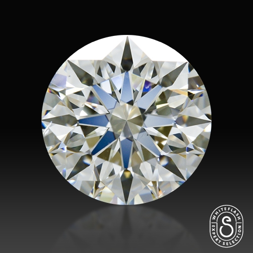 1.331 ct H SI1 Expert Selection Round Cut Loose Diamond