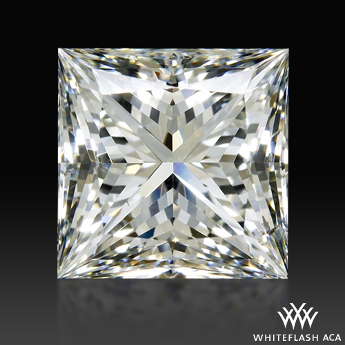 1.74 ct I SI1 A CUT ABOVE® Princess Super Ideal Cut Diamond