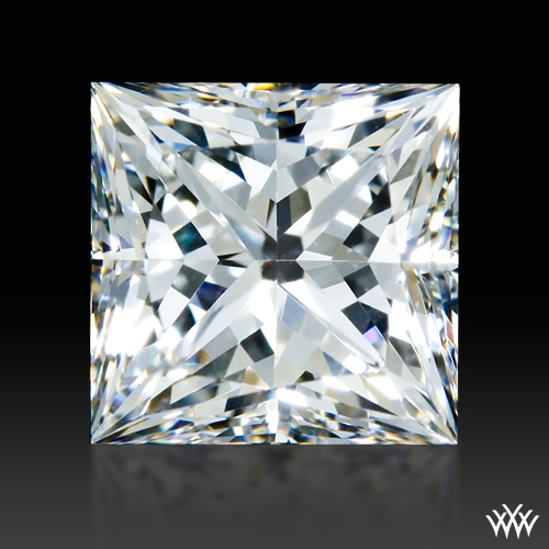 0.921 ct G VS1 A CUT ABOVE® Princess Super Ideal Cut Diamond