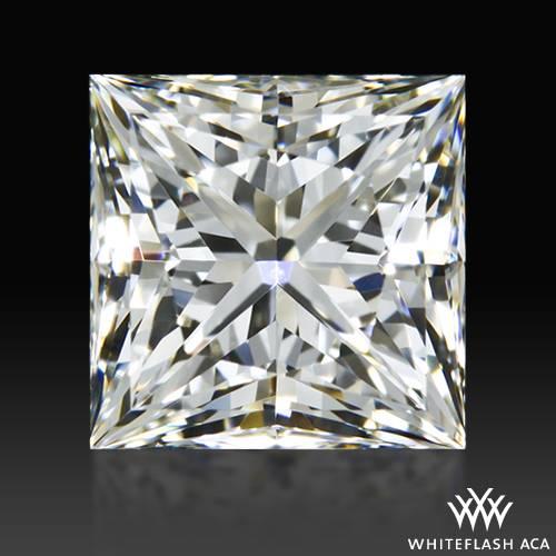 1.013 ct I VS2 A CUT ABOVE® Princess Super Ideal Cut Diamond