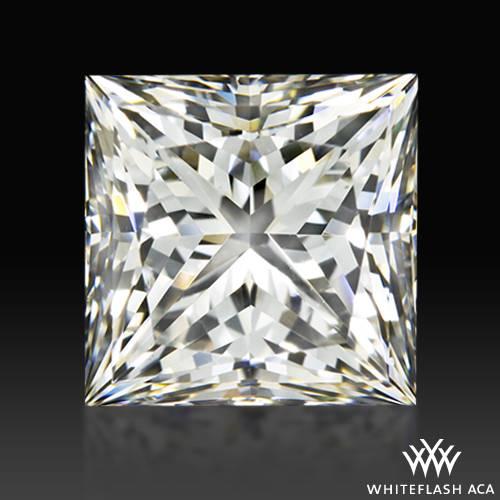 1.024 ct G VS2 A CUT ABOVE® Princess Super Ideal Cut Diamond