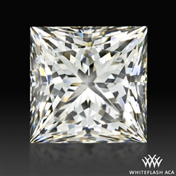 1.024 ct G VS2 A CUT ABOVE® Princess Super Ideal Cut Diamond