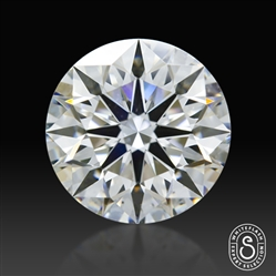 1.21 ct H SI1 Expert Selection Round Cut Loose Diamond