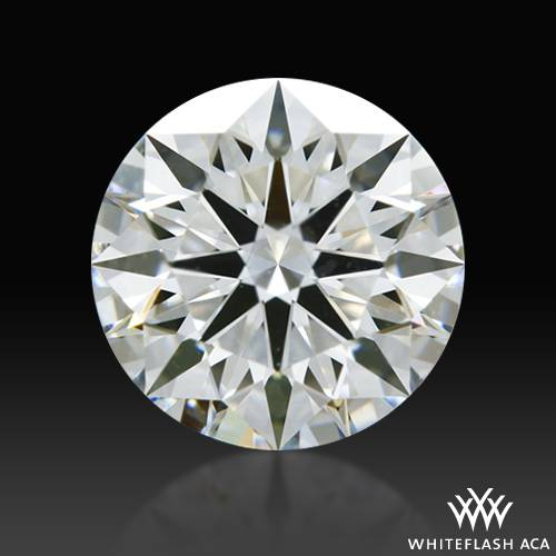 1.205 ct I VS1 A CUT ABOVE® Hearts and Arrows Super Ideal Round Cut Loose Diamond