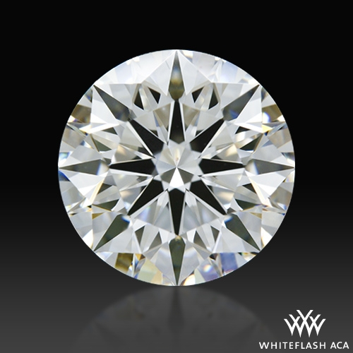 1.787 ct F VS1 A CUT ABOVE® Hearts and Arrows Super Ideal Round Cut Loose Diamond