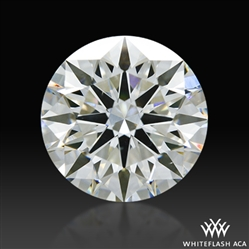 1.747 ct H VS2 A CUT ABOVE® Hearts and Arrows Super Ideal Round Cut Loose Diamond