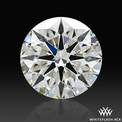 1.703 ct G VVS2 A CUT ABOVE® Hearts and Arrows Super Ideal Round Cut Loose Diamond