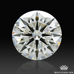 2.301 ct I VS2 A CUT ABOVE® Hearts and Arrows Super Ideal Round Cut Loose Diamond