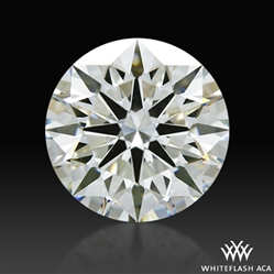 2.49 ct I VS2 A CUT ABOVE® Hearts and Arrows Super Ideal Round Cut Loose Diamond