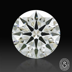 0.674 ct I SI1 Expert Selection Round Cut Loose Diamond