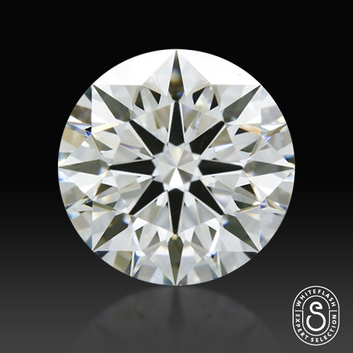 0.81 ct H VS1 Expert Selection Round Cut Loose Diamond