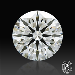 0.81 ct H VS1 Expert Selection Round Cut Loose Diamond