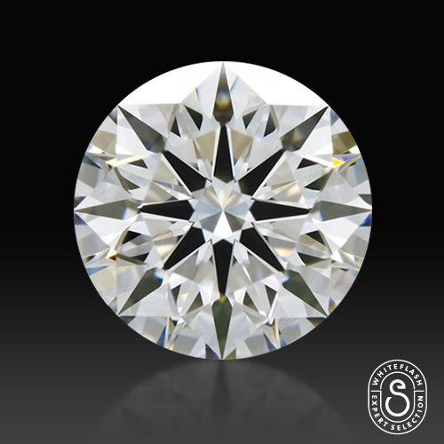 0.826 ct H VS1 Expert Selection Round Cut Loose Diamond