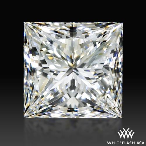 1.062 ct H VS1 A CUT ABOVE® Princess Super Ideal Cut Diamond