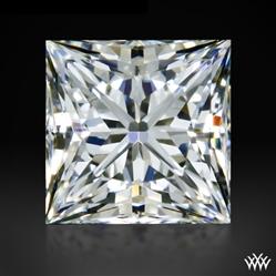 0.698 ct I VS1 A CUT ABOVE® Princess Super Ideal Cut Diamond