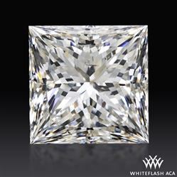 1.70 ct G SI1 A CUT ABOVE® Princess Super Ideal Cut Diamond
