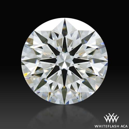 1.174 ct G VVS2 A CUT ABOVE® Hearts and Arrows Super Ideal Round Cut Loose Diamond