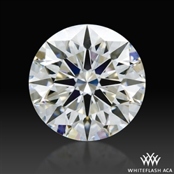 1.302 ct F VS1 A CUT ABOVE® Hearts and Arrows Super Ideal Round Cut Loose Diamond