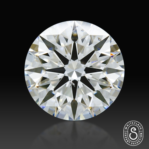0.601 ct F SI1 Expert Selection Round Cut Loose Diamond