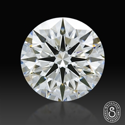 1.508 ct H SI1 Expert Selection Round Cut Loose Diamond