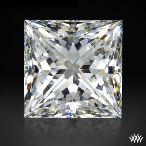 1.032 ct G VS1 A CUT ABOVE® Princess Super Ideal Cut Diamond