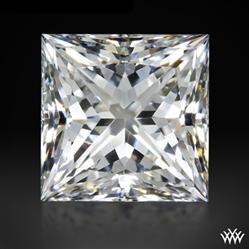 1.032 ct G VS1 A CUT ABOVE® Princess Super Ideal Cut Diamond