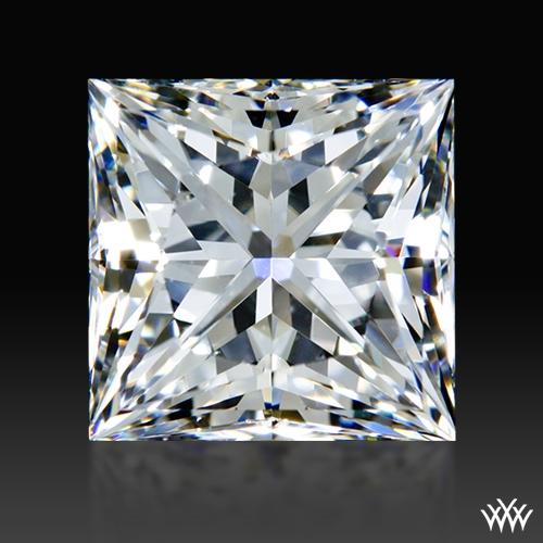2.091 ct H VS2 A CUT ABOVE® Princess Super Ideal Cut Diamond