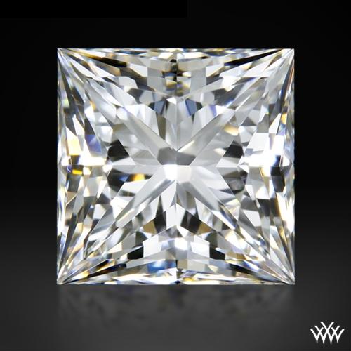 1.008 ct G VS1 A CUT ABOVE® Princess Super Ideal Cut Diamond