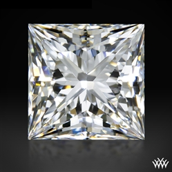 1.008 ct G VS1 A CUT ABOVE® Princess Super Ideal Cut Diamond