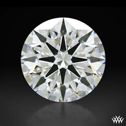 1.115 ct E VS1 A CUT ABOVE® Hearts and Arrows Super Ideal Round Cut Loose Diamond