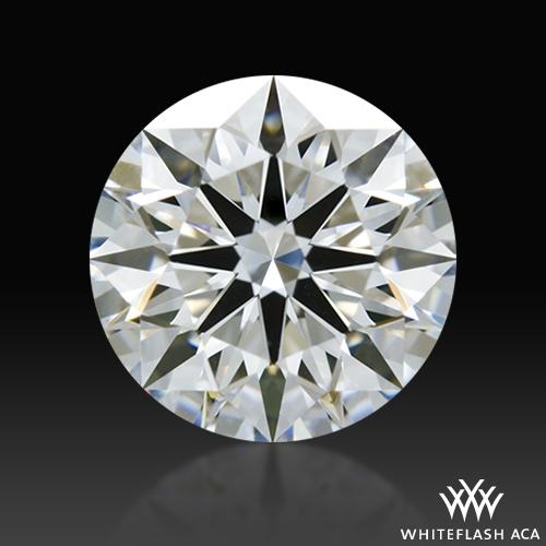 1.122 ct E VS1 A CUT ABOVE® Hearts and Arrows Super Ideal Round Cut Loose Diamond