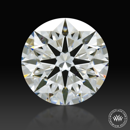 1.118 ct F VS1 Premium Select Round Cut Loose Diamond