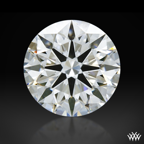 1.118 ct D VS1 Expert Selection Round Cut Loose Diamond