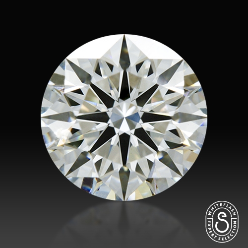 1.124 ct H VS1 Expert Selection Round Cut Loose Diamond
