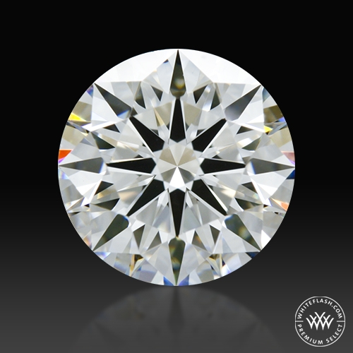 1.208 ct F VS1 Premium Select Round Cut Loose Diamond