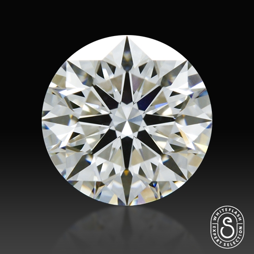 0.802 ct F VVS2 Expert Selection Round Cut Loose Diamond