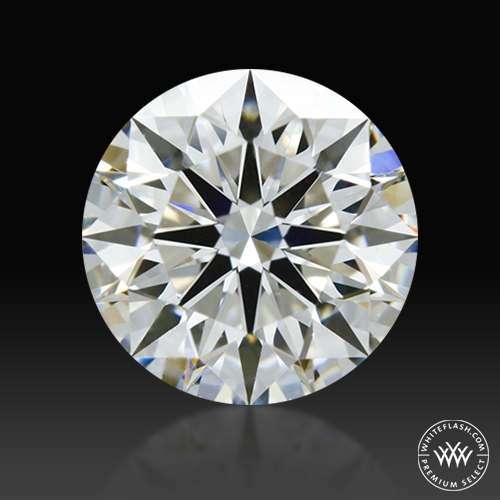 0.817 ct F VVS1 Premium Select Round Cut Loose Diamond