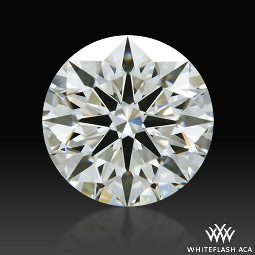 0.801 ct G VS1 A CUT ABOVE® Hearts and Arrows Super Ideal Round Cut Loose Diamond